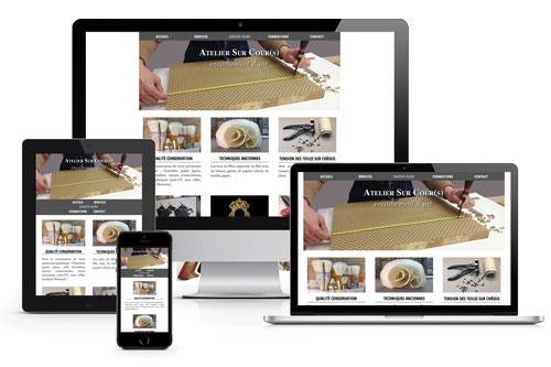 site-responsive-Atelier-sur-cours-creation-laure-drucy